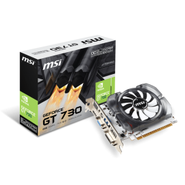 MSI N730K 2GD5 OCV1 Graphic Card