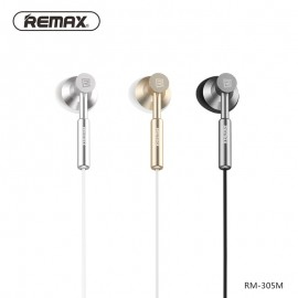 Remax RM-305 Wired Earphone
