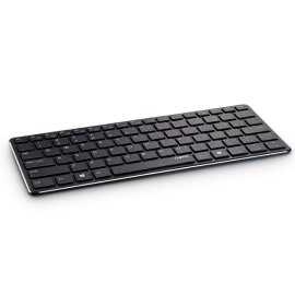 Rapoo Bluetooth Mini Keyboard E6350 کیبورد