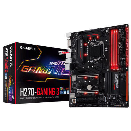 ASUS STRIX H270 F GAMING Motherboard مادربرد ایسوس