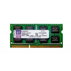 Kingston DDR3 PC3 1333 - 4GB