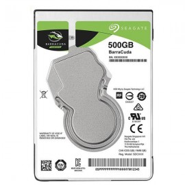 Hard Disk Seagate Barracuda 500GB 128MB Cache ST500LM030 هارد دیسک لپ تاپ