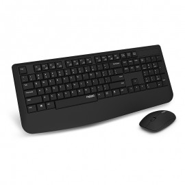 Rapoo X1900 Wireless Mouse & Keyboard موس و کیبرد