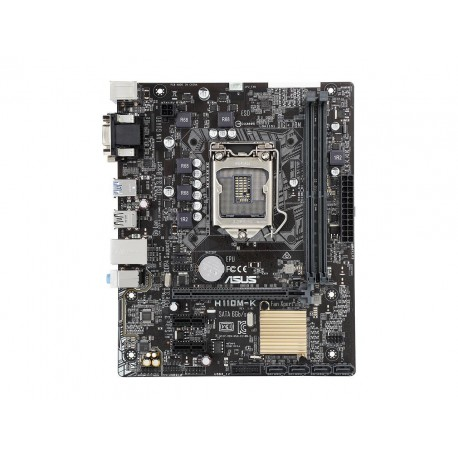 ASUS H110M-C - PS Motherboard مادر برد ایسوس
