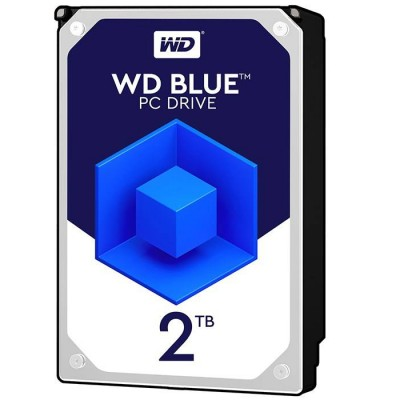 Western Digital Blue WD20EZRZ Internal Hard Drive - 2TB هارد دیسک اینترنال