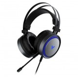 Rapoo VH530 Stereo 7.1 Sourround Sound Gaming Headset  BLACK