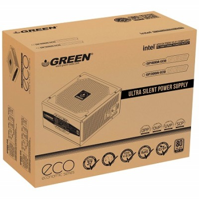 Green GP300A-ECO Power Supply پاور گرین