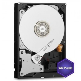Hard Disk Western Digital Purple 4TB 64MB