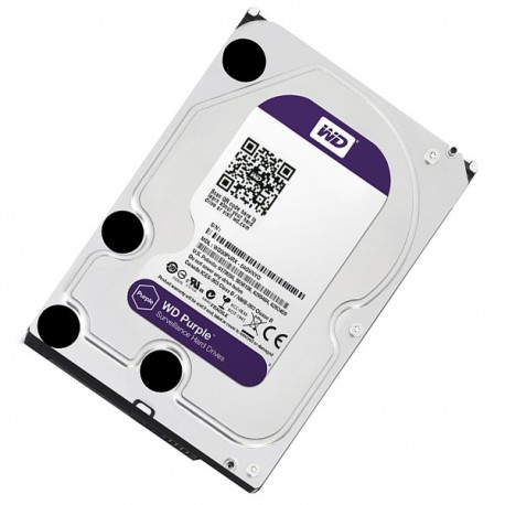 Hard Disk Western Digital Purple 3TB 64MB