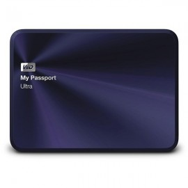 External Hard Disk Western Digital My Passport Ultra Metal Edition - 2TB