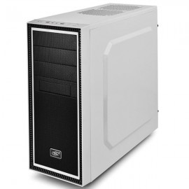 DeepCool TESSERACT WH Computer Case