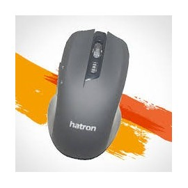 Hatron HMW210BK Wireless Optical Mouse
