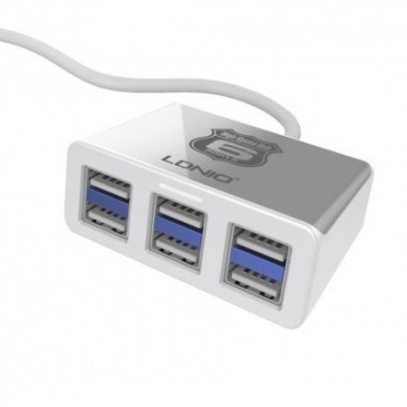 LDNIO Hub USB 6Port DL-H6