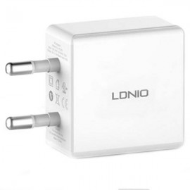 LDNIO Dual USB Travel Charger 2.1A AC200