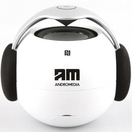 Andromedia Golf Portable Waterproof Wireless Speaker