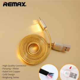 Remax Gold 100cm Data Cable For Android