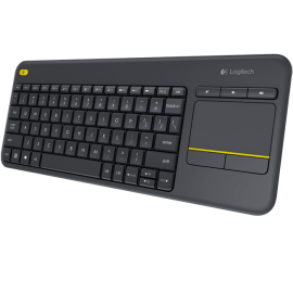 Logitech Wireless Touch K400 PLUS EN Keyboard