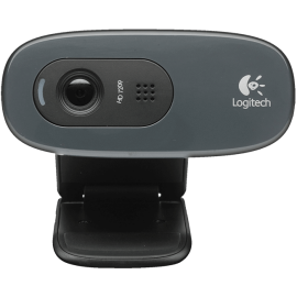 Logitech WebCam C270 - HD 3MP