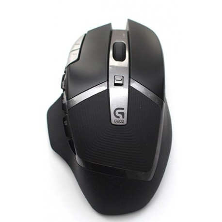 | Logitech Wireless Mouse Gaming  G602